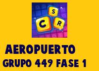 Aeropuerto Grupo 449 Rompecabezas 1 Imagen