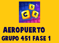 Aeropuerto Grupo 451 Rompecabezas 1 Imagen