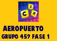 Aeropuerto Grupo 459 Rompecabezas 1 Imagen