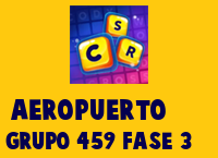 Aeropuerto Grupo 459 Rompecabezas 3 Imagen