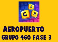 Aeropuerto Grupo 460 Rompecabezas 3 Imagen