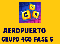Aeropuerto Grupo 460 Rompecabezas 5 Imagen