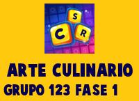Arte Culinario Grupo 123 Rompecabezas 1 Imagen