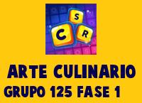 Arte Culinario Grupo 125 Rompecabezas 1 Imagen