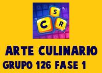 Arte Culinario Grupo 126 Rompecabezas 1 Imagen