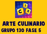 Arte Culinario Grupo 130 Rompecabezas 5 Imagen