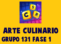 Arte Culinario Grupo 131 Rompecabezas 1 Imagen