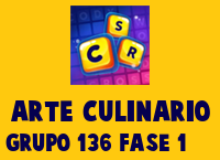 Arte Culinario Grupo 136 Rompecabezas 1 Imagen