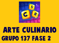 Arte Culinario Grupo 137 Rompecabezas 2 Imagen