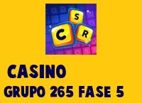 Casino Grupo 265 Rompecabezas 5 Imagen