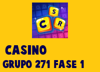 Casino Grupo 271 Rompecabezas 1 Imagen