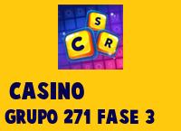 Casino Grupo 271 Rompecabezas 3 Imagen