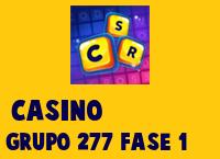 Casino Grupo 277 Rompecabezas 1 Imagen