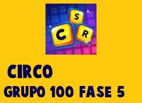 Circo Grupo 100 Rompecabezas 5 Imagen