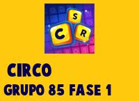 Circo Grupo 85 Rompecabezas 1 Imagen
