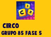 Circo Grupo 85 Rompecabezas 5 Imagen