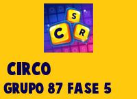Circo Grupo 87 Rompecabezas 5 Imagen
