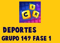 Deportes Grupo 149 Rompecabezas 1 Imagen