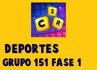 Deportes Grupo 151 Rompecabezas 1 Imagen