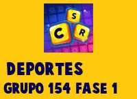 Deportes Grupo 154 Rompecabezas 1 Imagen