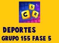 Deportes Grupo 155 Rompecabezas 5 Imagen