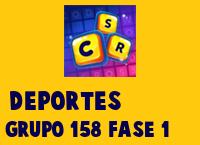 Deportes Grupo 158 Rompecabezas 1 Imagen