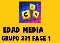 Edad Media Grupo 221 Rompecabezas 1 Imagen