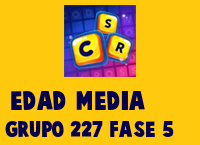 Edad Media Grupo 227 Rompecabezas 5 Imagen