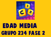 Edad Media Grupo 234 Rompecabezas 2 Imagen