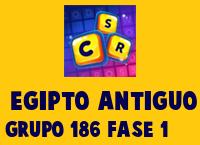 Egipto Antiguo Grupo 186 Rompecabezas 1 Imagen