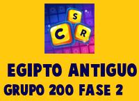 Egipto Antiguo Grupo 200 Rompecabezas 2 Imagen