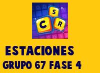 Estaciones Grupo 67 Rompecabezas 4 Imagen
