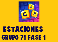 Estaciones Grupo 71 Rompecabezas 1 Imagen