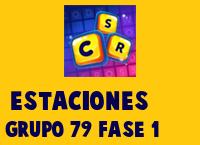 Estaciones Grupo 79 Rompecabezas 1 Imagen