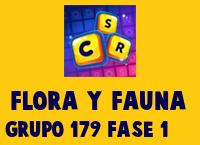 Flora y Fauna Grupo 179 Rompecabezas 1 Imagen