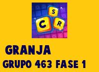 Granja Grupo 463 Rompecabezas 1 Imagen