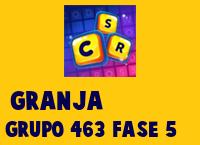 Granja Grupo 463 Rompecabezas 5 Imagen