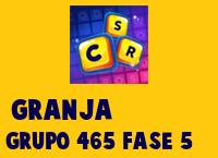 Granja Grupo 465 Rompecabezas 5 Imagen