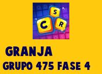 Granja Grupo 475 Rompecabezas 4 Imagen