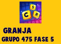 Granja Grupo 475 Rompecabezas 5 Imagen