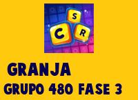 Granja Grupo 480 Rompecabezas 3 Imagen