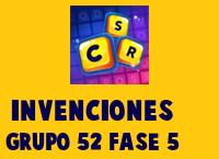 Invenciones Grupo 52 Rompecabezas 5 Imagen