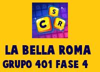 La Bella Roma Grupo 401 Rompecabezas 4 Imagen