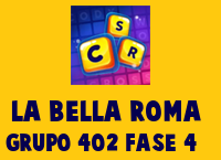 La Bella Roma Grupo 402 Rompecabezas 4 Imagen
