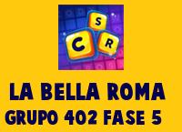 La Bella Roma Grupo 402 Rompecabezas 5 Imagen