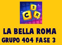 La Bella Roma Grupo 404 Rompecabezas 3 Imagen