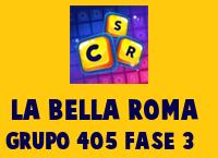 La Bella Roma Grupo 405 Rompecabezas 3 Imagen