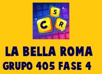 La Bella Roma Grupo 405 Rompecabezas 4 Imagen