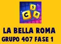 La Bella Roma Grupo 407 Rompecabezas 1 Imagen