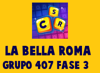 La Bella Roma Grupo 407 Rompecabezas 3 Imagen